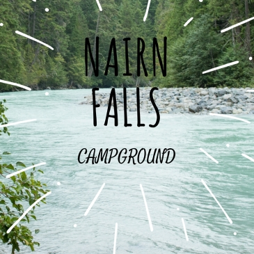 Nairn Falls Provincial Campground