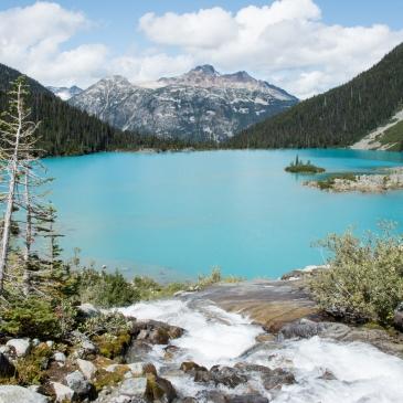 Joffree Lake Hike Pemberton British Columbia